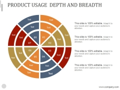 Product Usage Depth And Breadth Ppt PowerPoint Presentation Background Image