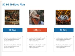 Production House Agreement 30 60 90 Days Plan Ppt Infographics Tips PDF
