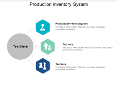 Production Inventory System Ppt PowerPoint Presentation Pictures Topics Cpb
