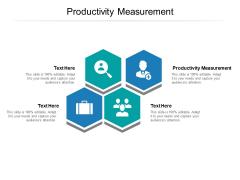 Productivity Measurement Ppt PowerPoint Presentation Summary Professional Cpb Pdf