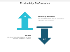 Productivity Performance Ppt PowerPoint Presentation Infographic Template Graphics Download Cpb