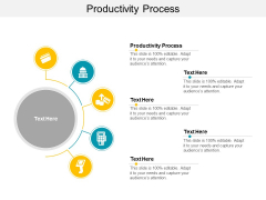 Productivity Process Ppt PowerPoint Presentation Pictures Rules Cpb