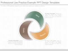 Professional Law Practice Example Ppt Design Templates
