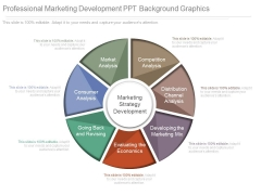 Professional Marketing Development Ppt Background Graphics