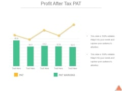Profit After Tax Pat Ppt PowerPoint Presentation Show