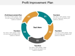 Profit Improvement Plan Ppt PowerPoint Presentation File Graphics Template Cpb