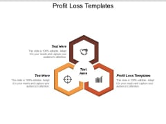 Profit Loss Templates Ppt PowerPoint Presentation Show Layout Cpb