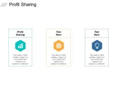 Profit Sharing Ppt PowerPoint Presentation Infographics Show Cpb