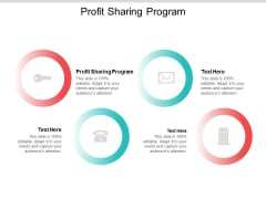 Profit Sharing Program Ppt PowerPoint Presentation Styles Pictures Cpb