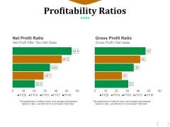 Profitability Ratios Template 2 Ppt PowerPoint Presentation Diagram Ppt