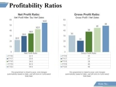 Profitability Ratios Template 2 Ppt PowerPoint Presentation Icon Diagrams