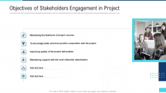Profitable Initiation Engagement Process Objectives Of Stakeholders Engagement In Project Sample PDF