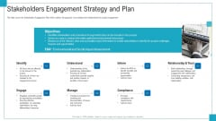 Program And PME Stakeholders Engagement Strategy And Plan Ppt Layouts Images PDF