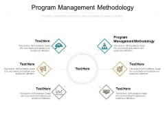 Program Management Methodology Ppt PowerPoint Presentation Styles Structure Cpb