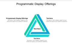Programmatic Display Offerings Ppt PowerPoint Presentation Portfolio Mockup Cpb Pdf