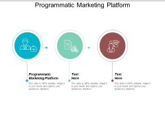 Programmatic Marketing Platform Ppt PowerPoint Presentation Infographic Template Elements Cpb