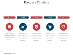 Progress Timeline Ppt PowerPoint Presentation Styles