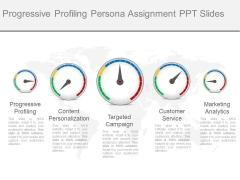 Progressive Profiling Persona Assignment Ppt Slides