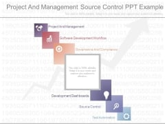 Project And Management Source Control Ppt Example