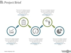 Project Brief Ppt PowerPoint Presentation Clipart