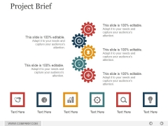 Project Brief Ppt PowerPoint Presentation Good