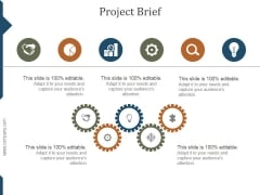 Project Brief Ppt PowerPoint Presentation Picture