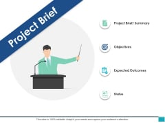 Project Brief Ppt PowerPoint Presentation Styles Graphic Images