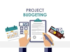 Project Budgeting Ppt PowerPoint Presentation Complete Deck With Slides