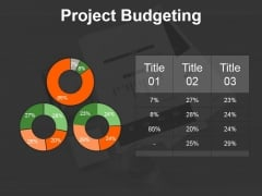 Project Budgeting Ppt PowerPoint Presentation Images