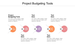 Project Budgeting Tools Ppt PowerPoint Presentation Infographic Template Inspiration Cpb
