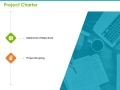 Project Capabilities Project Charter Ppt Outline Ideas PDF