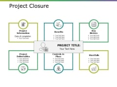 Project Closure Ppt PowerPoint Presentation File Display