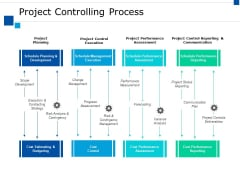 Project Controlling Process Ppt PowerPoint Presentation Outline Layout