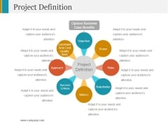 Project Definition Ppt PowerPoint Presentation File Example