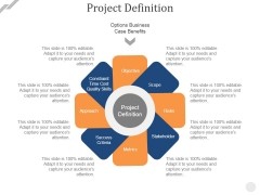 Project Definition Ppt PowerPoint Presentation Styles Templates