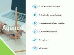 Project Deliverables Outline Agenda Ppt Professional Pictures PDF