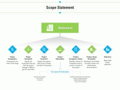 Project Deliverables Outline Scope Statement Ppt Professional Graphics Download PDF