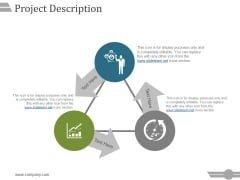 Project Description Ppt PowerPoint Presentation Example File