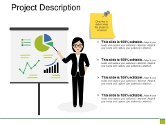 Project Description Ppt PowerPoint Presentation Layouts Themes