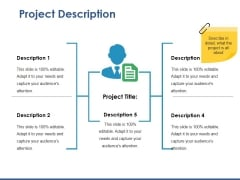 Project Description Ppt PowerPoint Presentation Model Examples