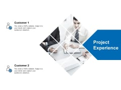 Project Experience Management Ppt PowerPoint Presentation Inspiration Files