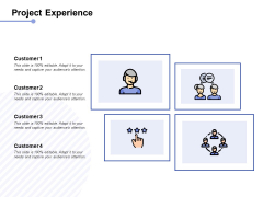Project Experience Ppt PowerPoint Presentation Portfolio Styles