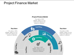 Project Finance Market Ppt PowerPoint Presentation Portfolio Tips Cpb
