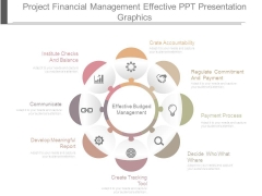 Project Financial Management Effective Ppt Presentation Graphics