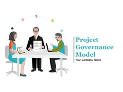 Project Governance Model Ppt PowerPoint Presentation Complete Deck With Slides