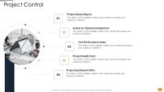 Project Ideation And Administration Project Control Ppt Inspiration Smartart PDF