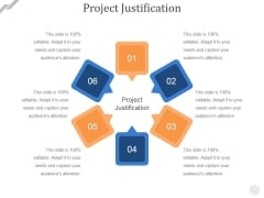 Project Justification Ppt PowerPoint Presentation Summary Model