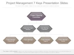 Project Management 7 Keys Presentation Slides