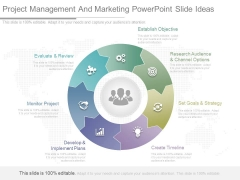 Project Management And Marketing Powerpoint Slide Ideas