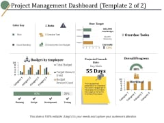 Project Management Dashboard Planning Ppt PowerPoint Presentation Ideas Graphics Design